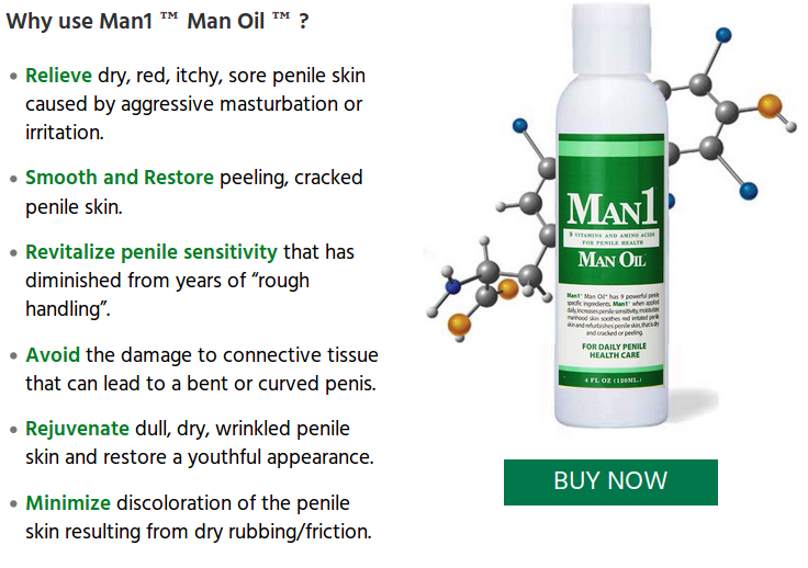 man1 man oil benefits