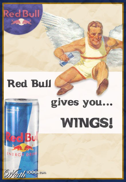 Free Trial Scam Red Bull Gives You Wings