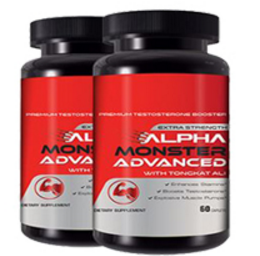 alpha monster advanced review