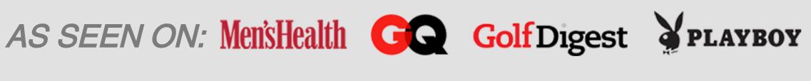 peruvian brew mens health, GQ, Golf Digest, and Playboy