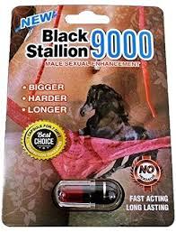 Black Stallion 9000 3D Image