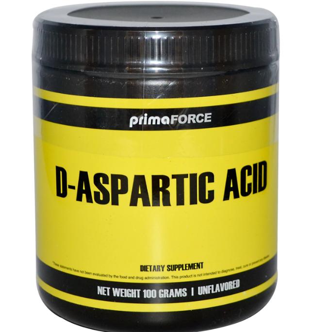 D Aspartic Acid D-Aspartic Acid Benefi...
