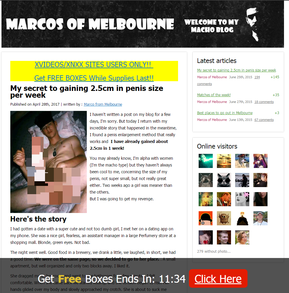 marcos of melbourne blog