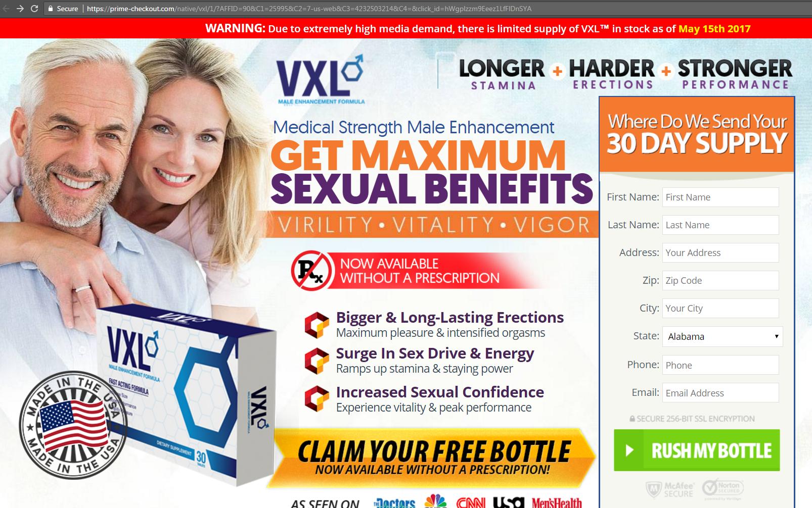 vxl website