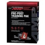 amp pre post training pack review