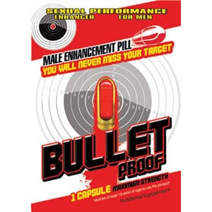 Bullet Proof Male Enhancement Pills Review bullet proof male ...