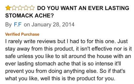 libido max review on Amazon