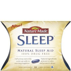 Nature Made Sleep Aid Review