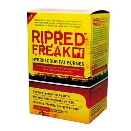 Pharma Freak Ripped Freak Reviews