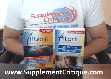 alteril original vs alteril softgels
