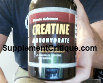 muscle advance creatine real review