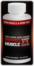 Ripped Muscle X GNC