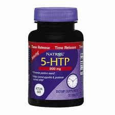 Natrol 5 HTP – Controls Appetite and Boosts Moods