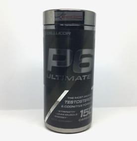 cellucor P6 black ultimate