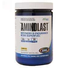 Gaspari Nutrition AMINOLAST Review
