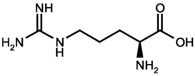 arginine akg chemical structure