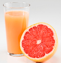 grapefruit juice and penis size