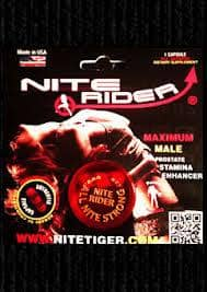 Nite Rider Pills Review