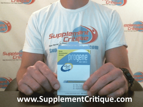 progene at gnc