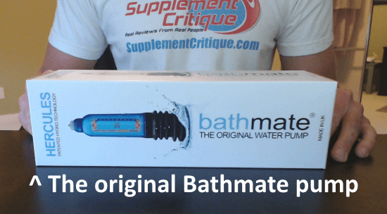 bathmate original pump