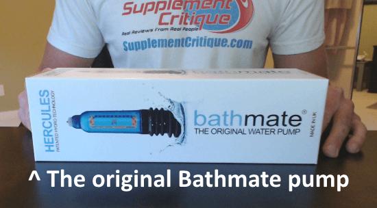 bathmate original pump
