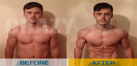 crazy bulk cutting stack before and after | Supplement