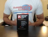 instant knockout fat burner review