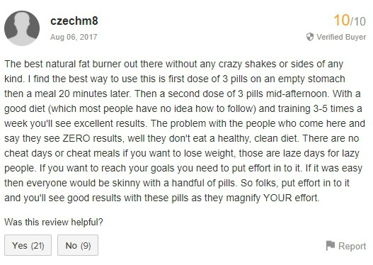shred jym positive review 1