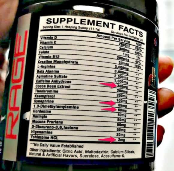 Evlution Nutrition Leanmode Review Updated 2018 My Results