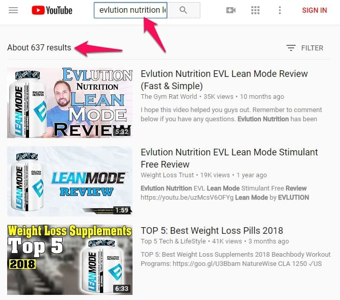 leanmode reviews on youtube