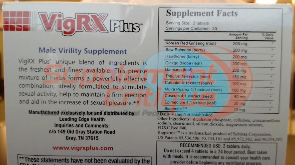 vigrx plus real review and results updated 2017