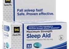 DG Health Sleep Aid Review