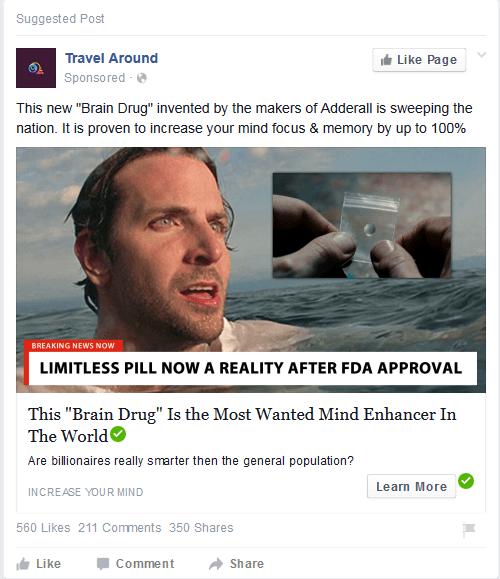 cognifocus facebook ad