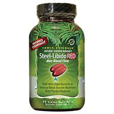 Steel Libido Red