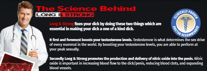 science behind long and strong