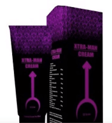 xtra man cream instructions for use