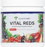 Gundry MD Vital Reds Review – 1 BIG Reason to Try It