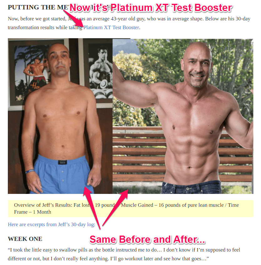 Test Boost Elite (Platinum XT) Review: Does Lebron James Take This Supplement? Supplement Critique