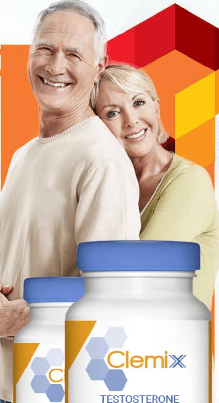 Clemix White Bottle Couple Image