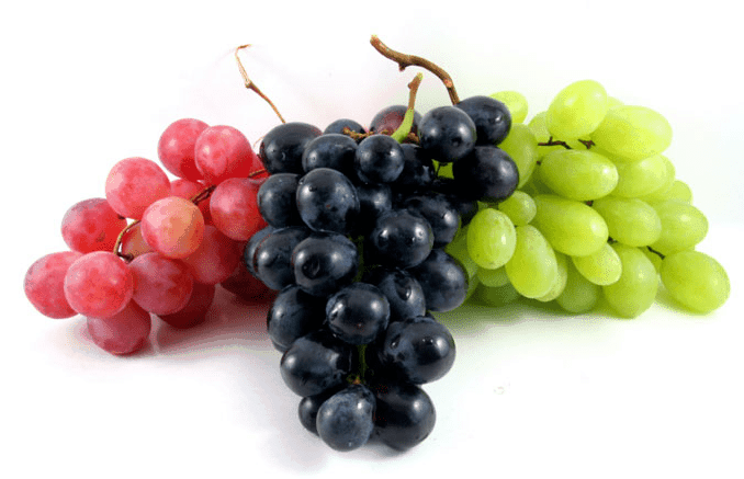 grapes help with increased testosterone function