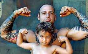 Fit Father Project Father and Son