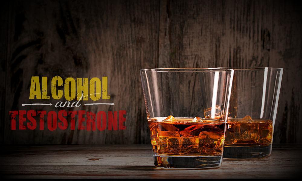 alcohol testosterone 5
