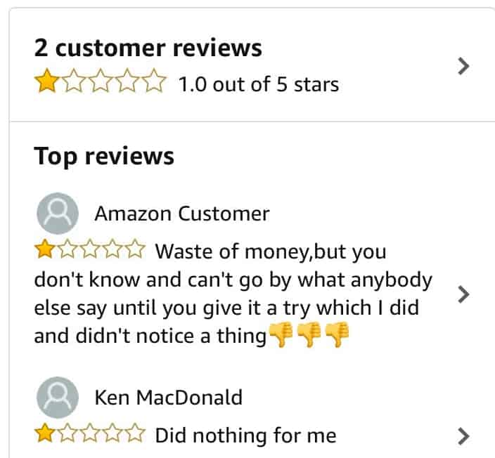 alpha king force factor reviews on Amazon