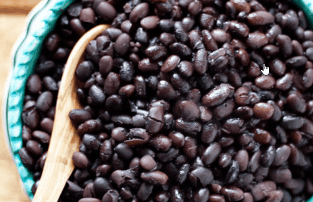 black beans testosterone
