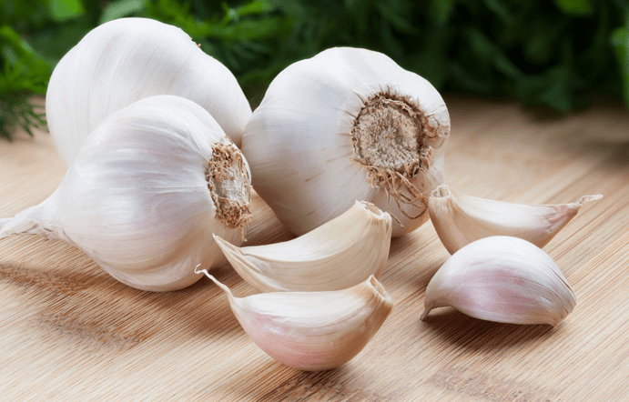 increase testosterone with garlic