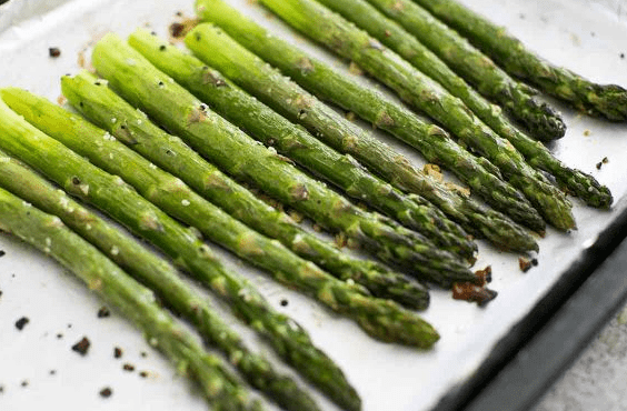 asparagus for increased testosterone