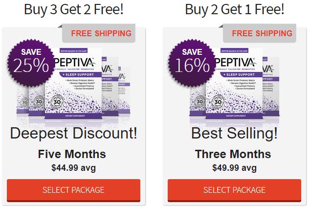 peptiva discounts