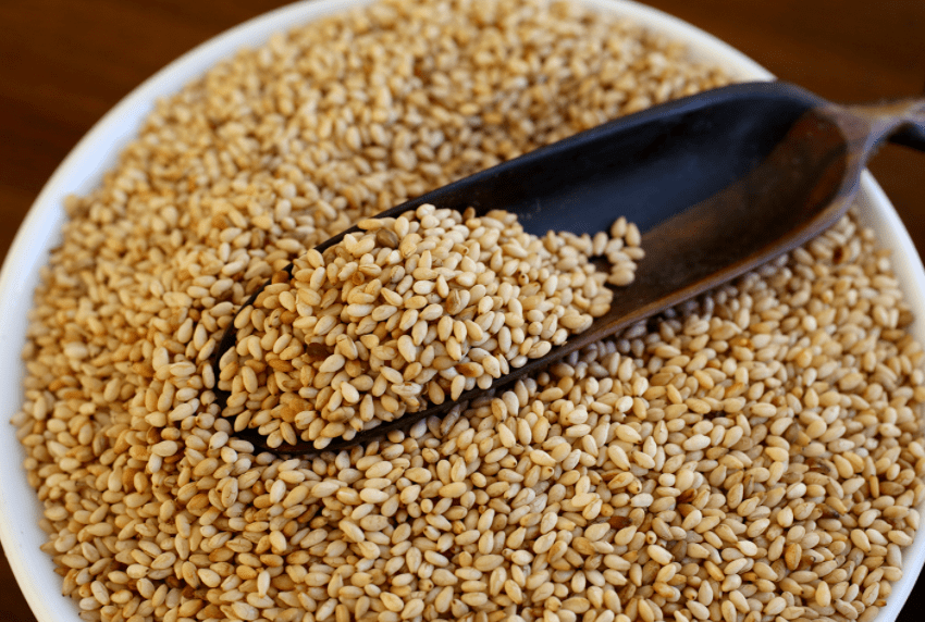 sesame seeds for testosterone