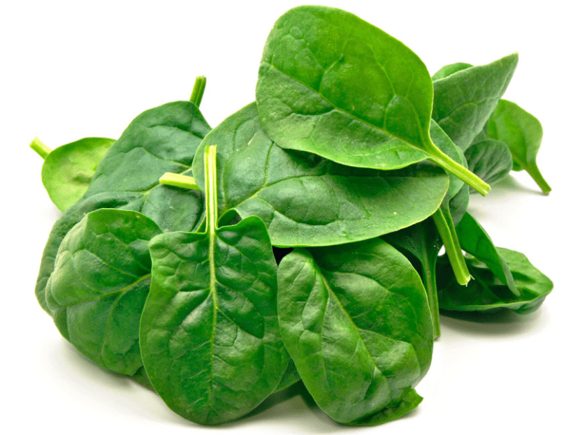 spinach testosterone