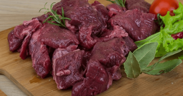 venison and testosterone